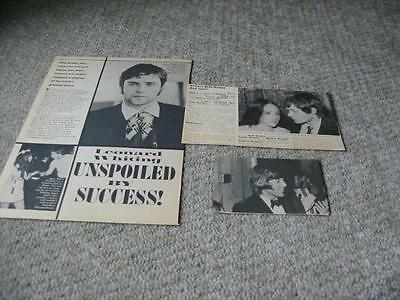 Leonard Whiting Clippings