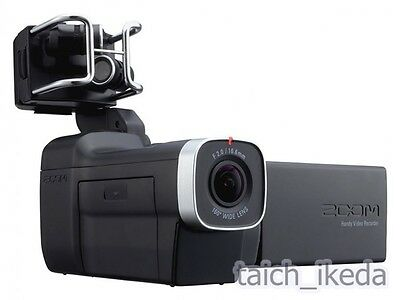 Brand New ZOOM Handy Video Recorder Q8 Best Deal From Japan EMS