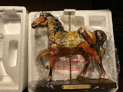 Trail Of Painted Ponies - Native Dancer - 1E 0392