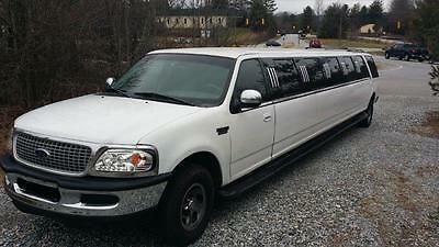 1998 Ford Expedition XLT Sport Utility 4-Door 1998 Ford Expedition XLT Limo Sport Utility limo 4-Door 4.6L Limousine