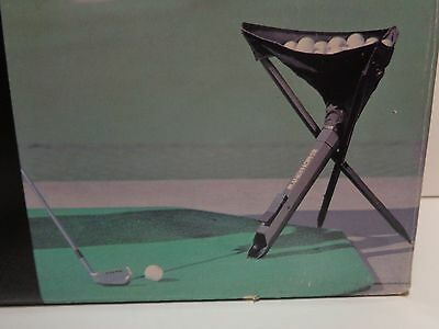 NEW The Incredible Golf Ball Dispenser By Tommy Armour & Putting Disc FREE SHIP