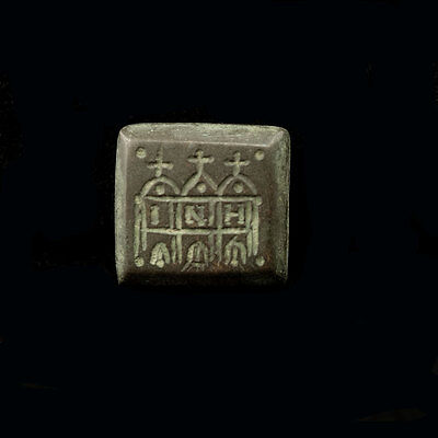 Early Byzantine bronze weight x9880