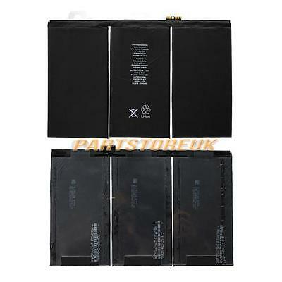 Genuine Battery Replacement Repair Parts For Apple iPad 3 3rd 4 4th Gen UK Ship