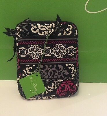 NWT Vera Bradley New Mini Hipster in Canterberry Magenta Retail $50.00