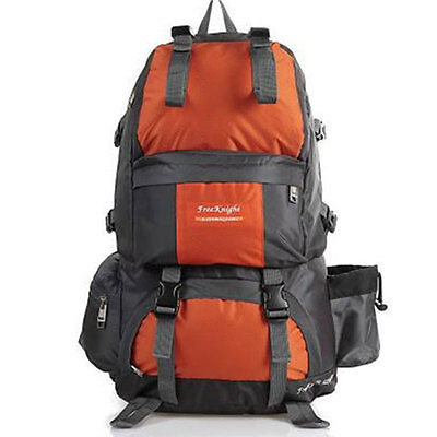 New 50L Unisex Outdoor Sport Traveling Hunting Camping Hiking Backpack Bag