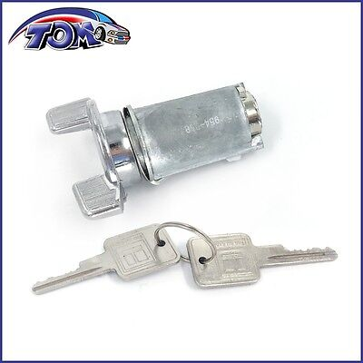 Brand New Ignition Lock Cylinder With Keys For  69-84 Chevy 12300443
