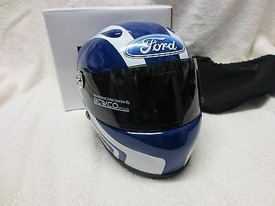 Ford Mini Helmet 1:2 Scale Brand New Ideal For Signatures