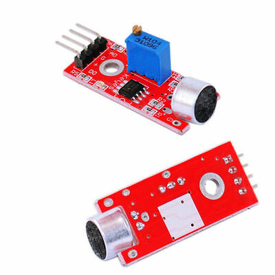 Gift HOT Sound Detection KY-037 High AVR PIC for Arduino Sensitivity NEW Module