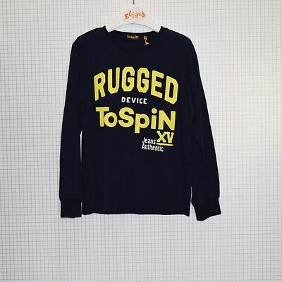 To Spin T-Shirt Manica Lunga Rugged To Spin