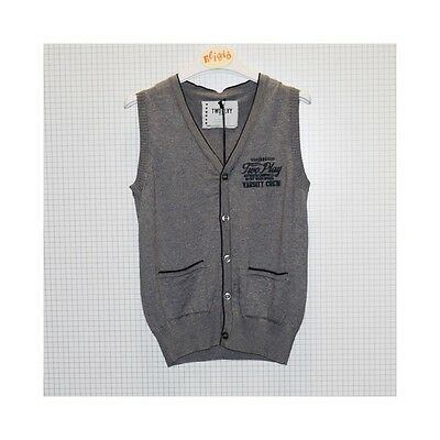 Two Play Gilet  Sperto Prof. Blu