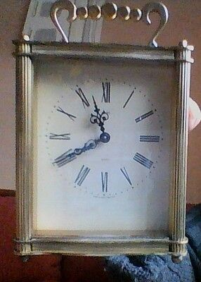 Smiths 8 Day Carriage Clock