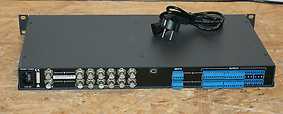 EXTRON Audio & Video Distribution Amplifier AVDA 6 MX Dual