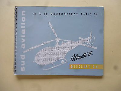 Catalogue Helicoptere Alouette 2  Sud Aviation