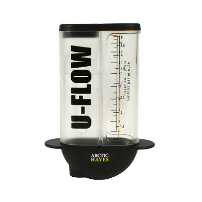 Duel Flow Measure Gauge - Hayes UK Flow Cup **NEW DESIGN** SUPERB RESULTS