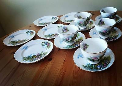 Royal Vale | Bone China Tea Set