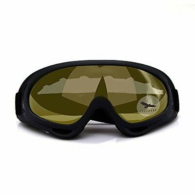 Freehawk® Adjustable UV Protective Outdoor Glasses Motorcycle Goggles Dust-proof