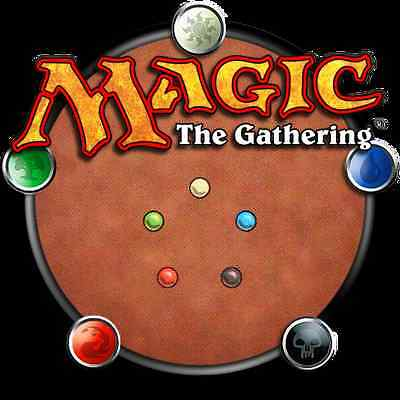 Job Lot - Magic The Gathering Cards Value over $200 - Lot 1
