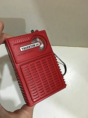 Vintage Thornton Pocket Radio  Am(Mw)- Band From The 1960S