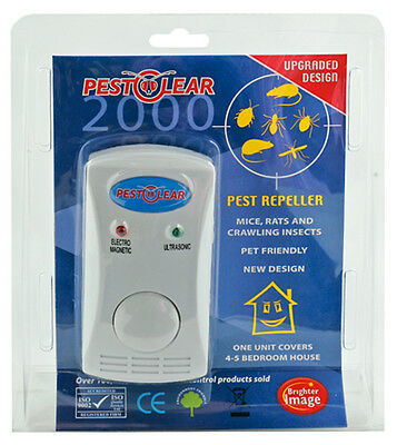 PestClear 2000 Pest Repeller