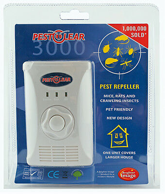 PestClear 3000 Pest Repeller