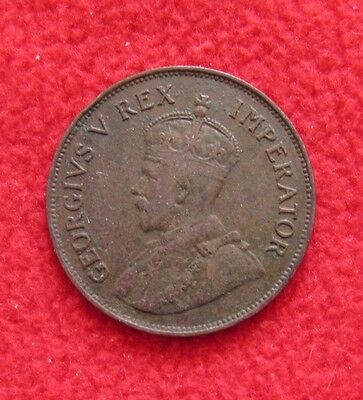 Cyprus Coins - 1930  George V    One   Piastre
