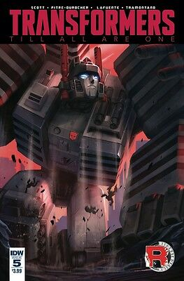 Transformers Till All Are One #5
