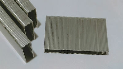 Gs/50 Stainless Steel Staples Box 1,000 For Paslode Im200 S16