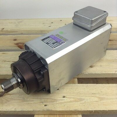 Giordano colombo rv110 2 high speed spindle motor 6 6kw for High speed spindle motors