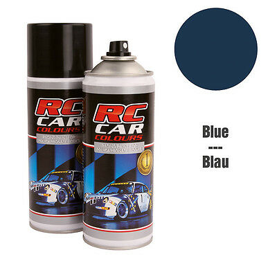 RC Car Colours #RCC216 Lexan Spray Blau 150ml GNP: 3,93€/100ml