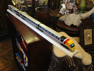 "British Rail Intercity Apt 50"" Long Display Piece By Space Models Wood Resin"