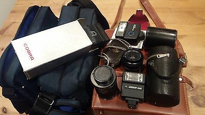Photography Equipment-Lens/Flashes, Odd Bits