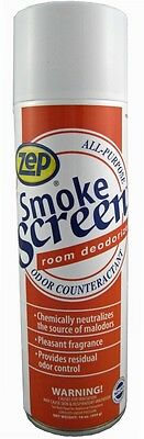 018701 Zep Smoke Screen 12 Cans/case
