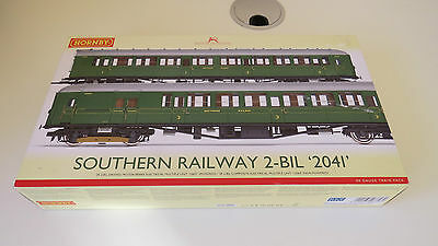 00 hornby southern railway 2-bil 2041 set - sealed in box