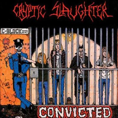Cryptic Slaughter - Convited  LP #82770