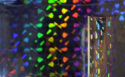 Craft Dragon Holographic foil TODO hot foiling £1.75/m - click Qty x 2metres