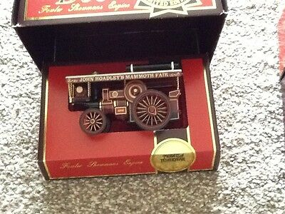 Matchbox Models of Yesteryear Fire Engine Limited Edition