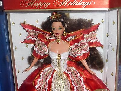 ♪ NRFB Special Edition Barbie Happy Holiday Holidays Mattel 1997