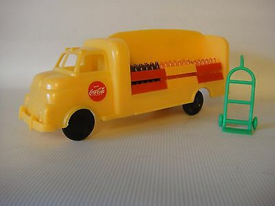 Marxi Cola Reproduction of 1956 Marx plastic truck from original Coke truck mold