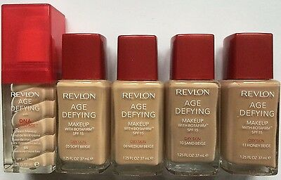 Revlon Age Defying Foundation Dry Skin Choose from 6 shades