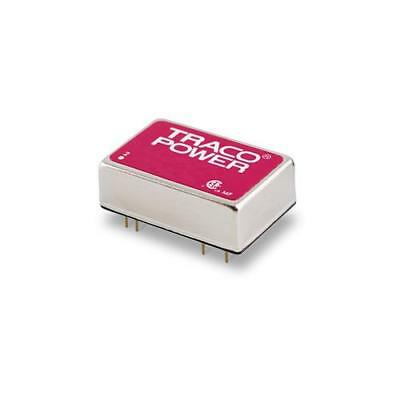 1 x TRACOPOWER Isolated DC-DC Converter THD 10-4811, Vin 36-75V dc, Vout 5.1V dc