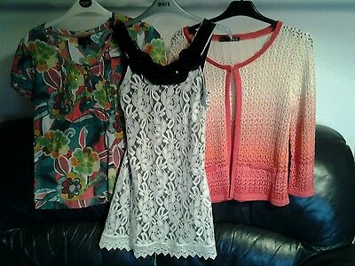 Bundle 3  mixed items all size 8