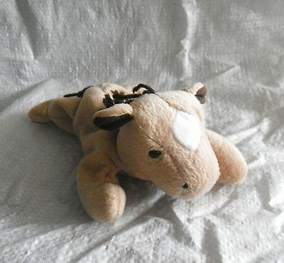 Derby the tan horse - TY Beanie Babies 1995 - plush toy