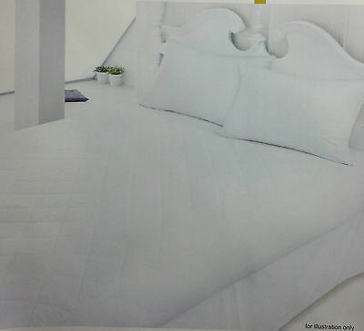 Luxury Mattress Protector White High Quality Quilted Mattress Topper