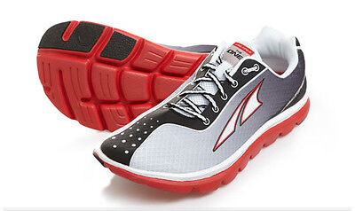 Altra The One 2.0 Mens Running Shoes Gray/Red