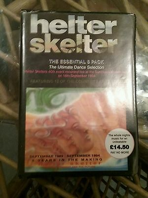 Helter Skelter 5 Years in the making Rave Tape Pack Rare