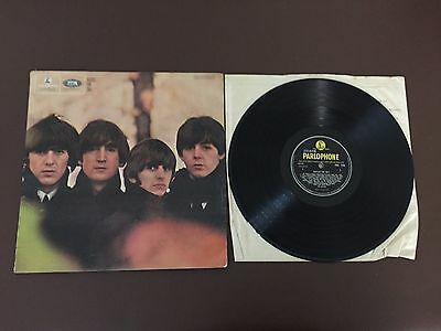 The Beatles Uk Lp (Beatles For Sale) On Parlophone Pmc 1240