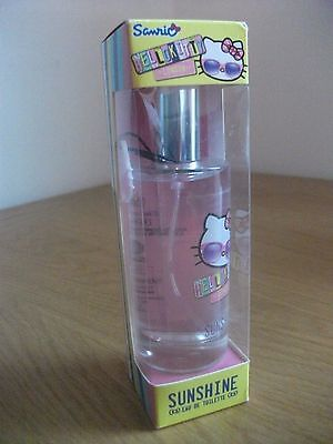 Hello Kitty Sunshine Eau De Toilette 50ml Girls Fragrance Spray NEW