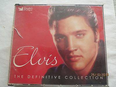 elvis presley cd the definitive collection