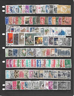 France Great Collection Of Used Stamps Bb085