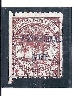 SAMOA...# 32...1899.....PERF ERROR ?...COIL ?...EFO ?...Used....Value ???